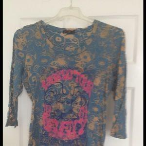 Long sleeve T shirt Seven